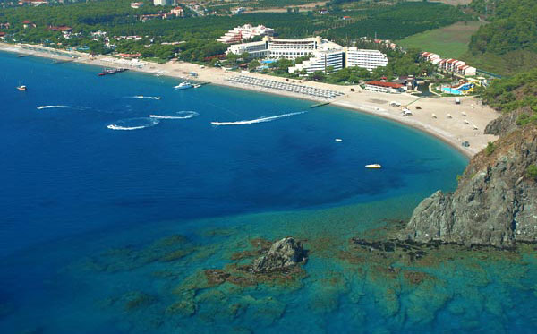 фото пляжей кемер